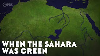 When the Sahara Was Green