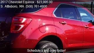 2017 Chevrolet Equinox LT for sale in S. Attleboro, MA 02703
