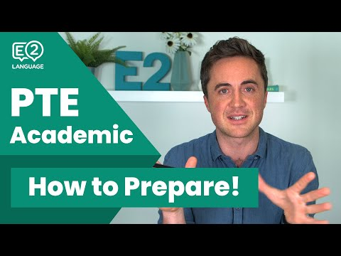 How to Prepare for PTE! - YouTube