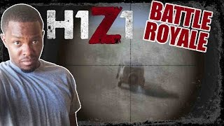 Battle Royale H1Z1 Gameplay - MY FIRST SNIPER! | H1Z1 BR Gameplay