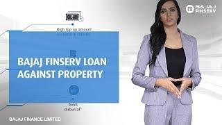 Loan Against Property from Bajaj Finserv