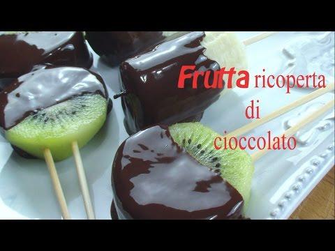 FRUTTA ricoperta di cioccolato - Kissgibellina72