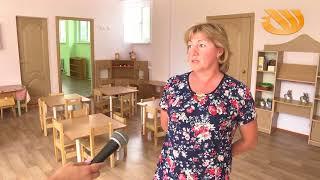 Ремонт детского сада в Глажево