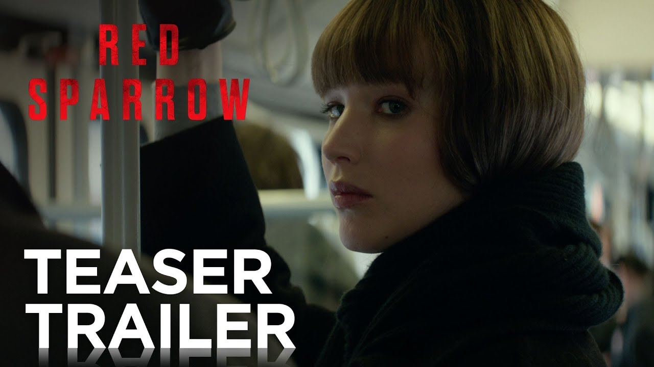 Red Sparrow Teaser Trailer