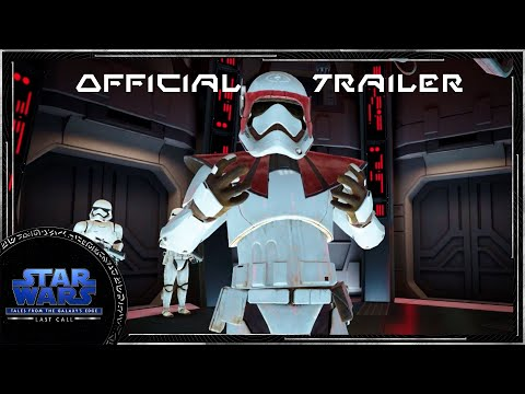 Official Trailer Oculus Quest de Star Wars: Tales from the Galaxy's Edge – Last Call