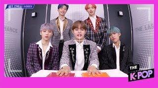 AB6IX, Self Unboxing [BEHIND THE SHOW 19102