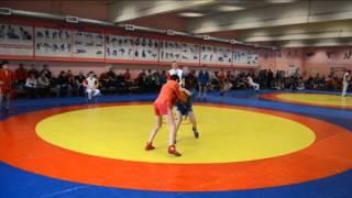 2-встреча - Первенство Москвы - отбор на Международный турнир Победа в Питер