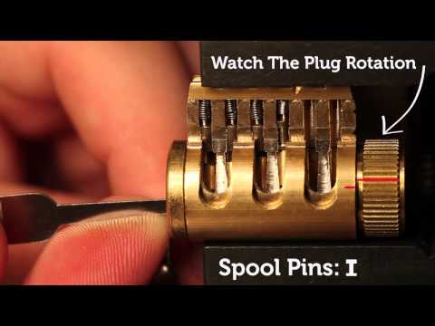 19 - Picking Security Pins