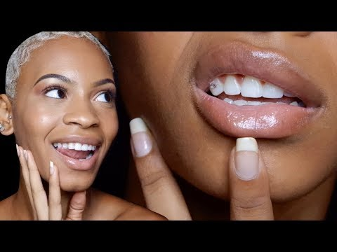 DIY Swarovski Tooth Gems
