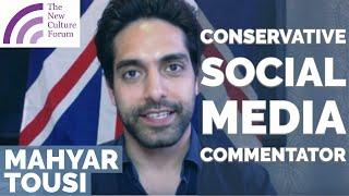 Mahyar Tousi: Conservative Social Media Commentator