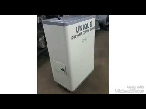 UI-005 Automatic Food Waste Compost Machine