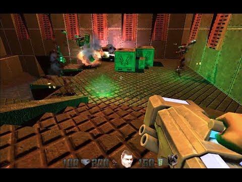 Hi-poly weapon models for quake2 :: Quake II General Discussions