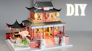 DIY Miniature Dollhouse Kit || Eternal Love - Miniature Land