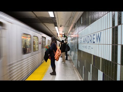 Riding public transit can damage your hearing