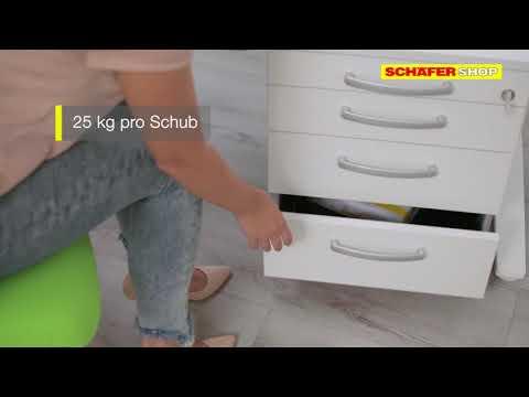 Rollcontainer: Mobile Ordnungshelfer im Büro | Schäfer Shop