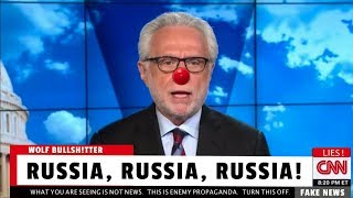CNN Finally Discovers 'Proof' of Russia Connection 😂