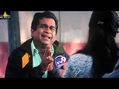143 (I Miss You) Movie Scenes | Asha Saini Torture to Brahmanadam | Puri Jagannadh| Sri Balaji Video