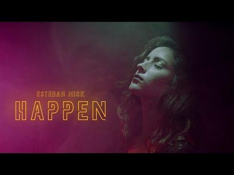 """Esteban Mick presenta el videoclip de """"Happen"""""""
