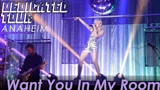 Carly Rae Jepsen   Want You In My Room   LIVE @ Anaheim House Of Blues   6 27 19