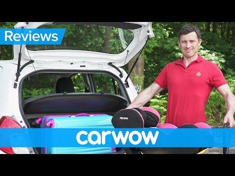Suzuki Celerio 2018 practicality review | Mat Watson Reviews