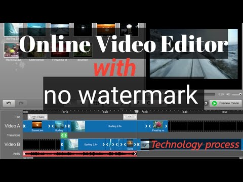 Online video editor with no watermark   Free Online Video Editors - NO Watermark