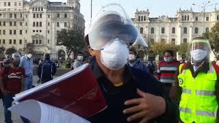 PERÚ: APORTANTES DEMANDAN A LA ONP