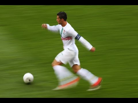 Craziest Football Runs Ft. CR7 - BALE - ROBBEN - WALCOTT