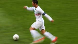 Craziest Football Runs Ft. CR7 - BALE - ROBBEN - WALCOTT