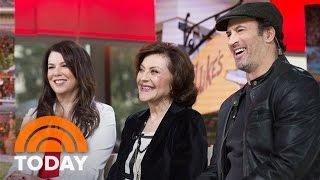 'Gilmore Girls' Cast Talks Revival, Last 4 Words, Alexis Bledel Phones In | TODAY