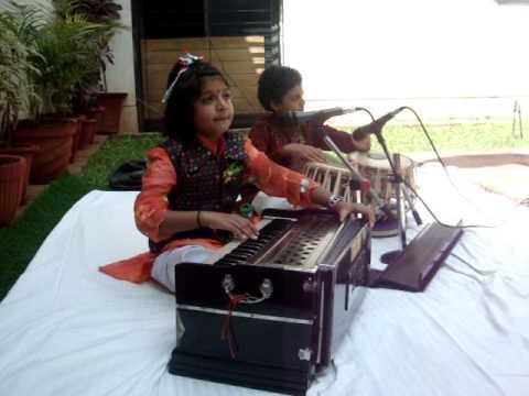 Khanak Joshi Performance at TERI, Bangalore on 15th Aug 2014
