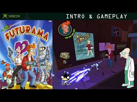 futurama gamecube rom