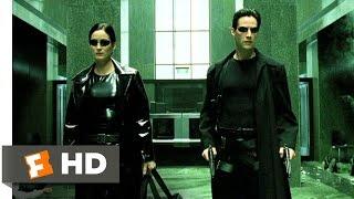 The Matrix - The Lobby Shootout