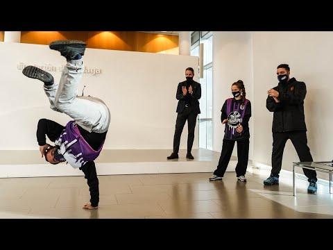 Presentación final de la Liga Malagueña de Break Dance