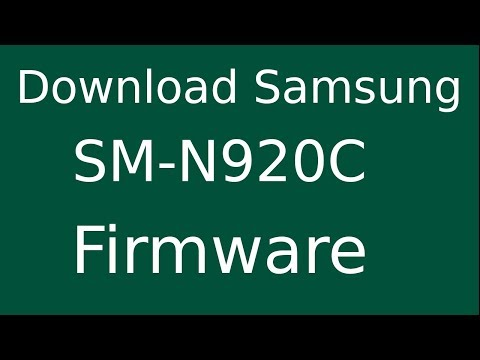 Free Download Samsung Galaxy Note 5 SM-N920C Firmware - смотреть