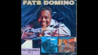 Fats Domino - Valley Of Tears(master, chorus undubbed) - April 11, 1957
