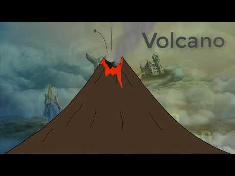 When You Dream About Volcano , What Are You Really Dreaming About?