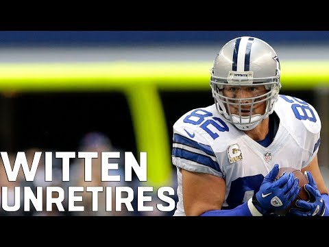 136db3b2b Google News - Jason Witten returns to the Dallas Cowboys - Overview
