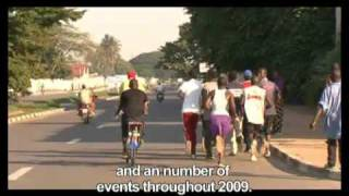 preview picture of video 'PEACE AND SPORT IN BURUNDI'