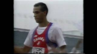 World Championship 1991- Shot Put Mike Smith