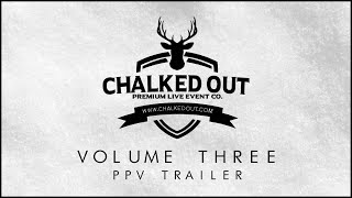 Event: Chalked Out | Volume 3