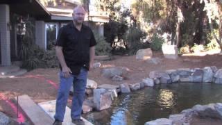 Koi Pond Design Fundamentals