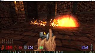 Re-Blood - Blood mod for GzDoom New gameplay video