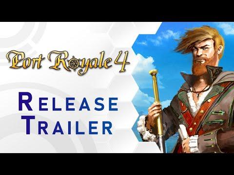 Trailer de lancement de Port Royale 4