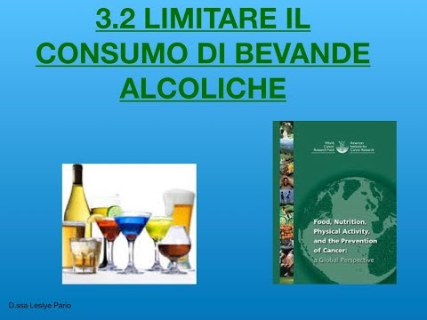 In che ragione di dipendenza alcolica
