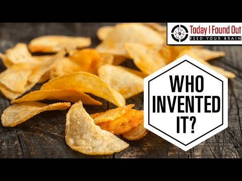 The Truth About the Origin of the Potato Chip