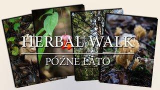 preview picture of video 'Herbal Walk #1 Późne lato'