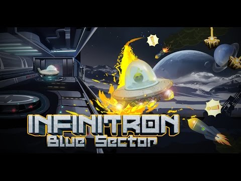 Video of INFINITRON: Blue Sector
