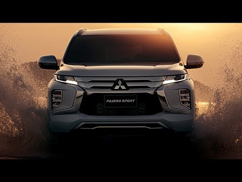 New Mitsubishi Pajero Sport - ความสำเร็จที่เป็นคุณ