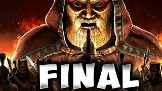 FINAL DLC LEGADO DE LA HOJA OCULTA - Assassin's Creed Odyssey - RAFITI