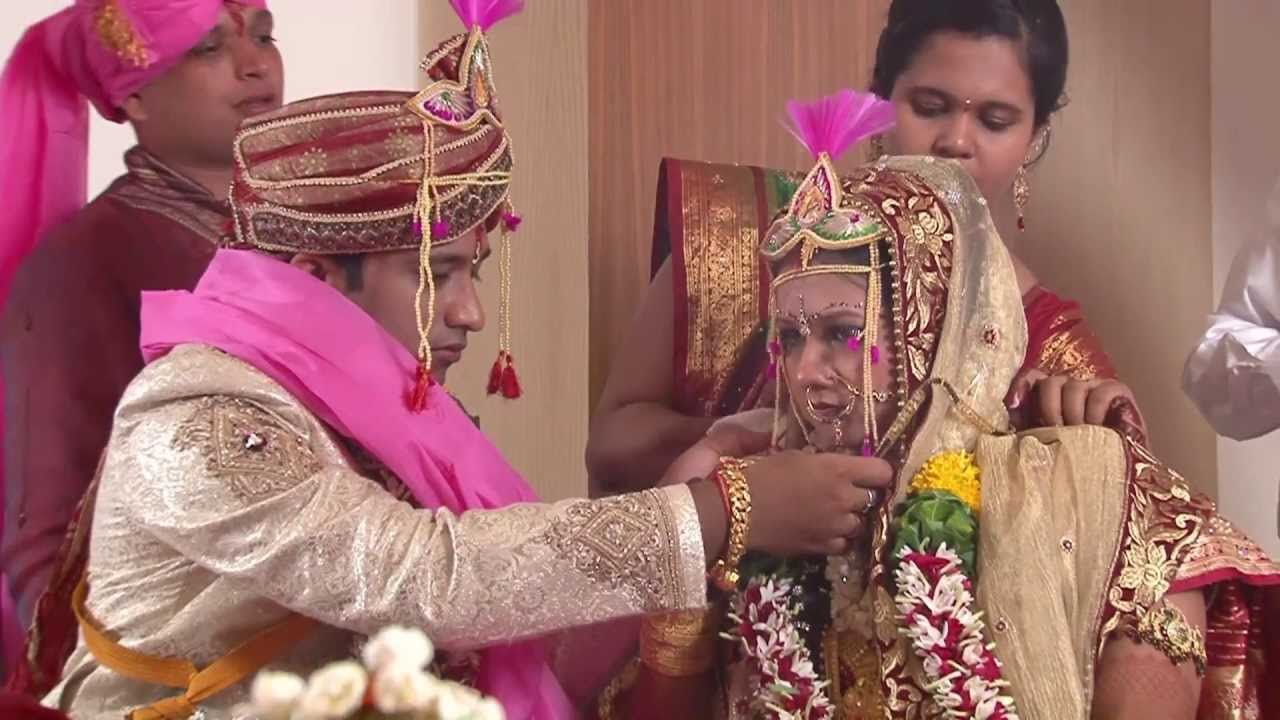 Maharashtrian Wedding Cinematography // Marathi Candid Wedding Cinematography